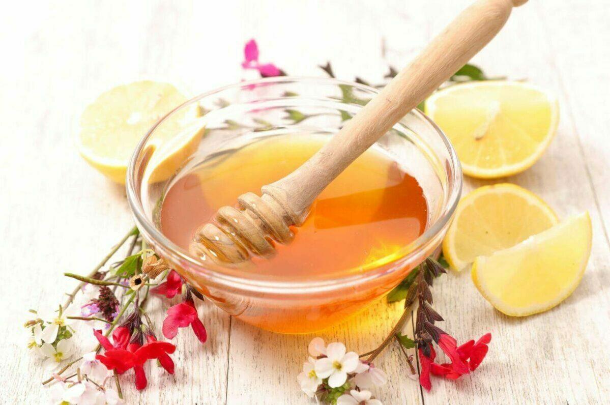 Медовые и лимонные оттенки